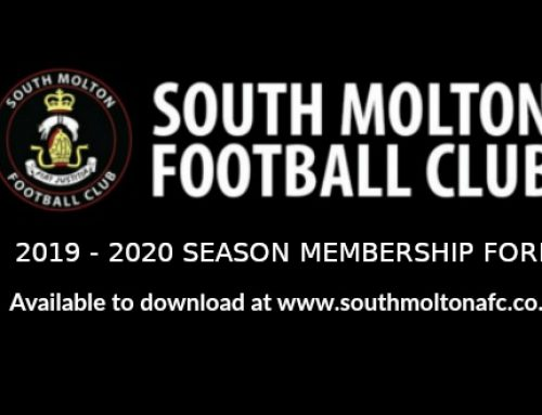 2019-2020 Season Junior Membership Form